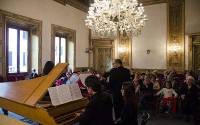 Foto Festeggiamenti per il Capodanno alla Corte Granducale