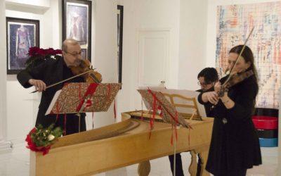 Foto Concerto di Natale @Enrico Coveri Maison